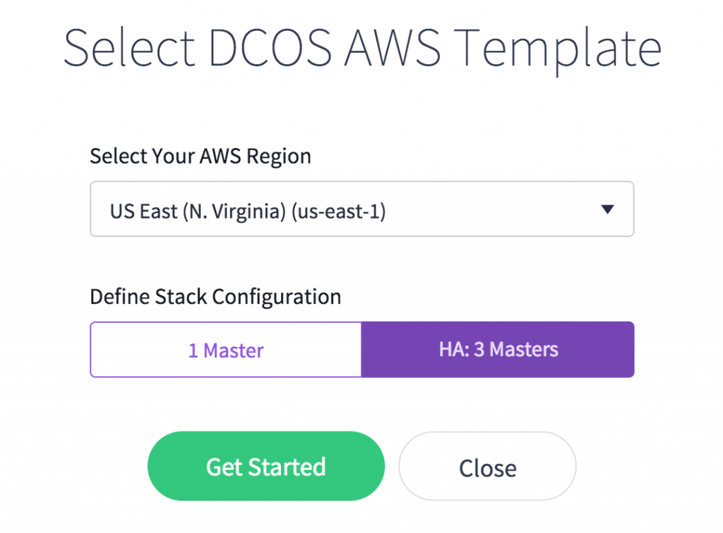 select-aws-template